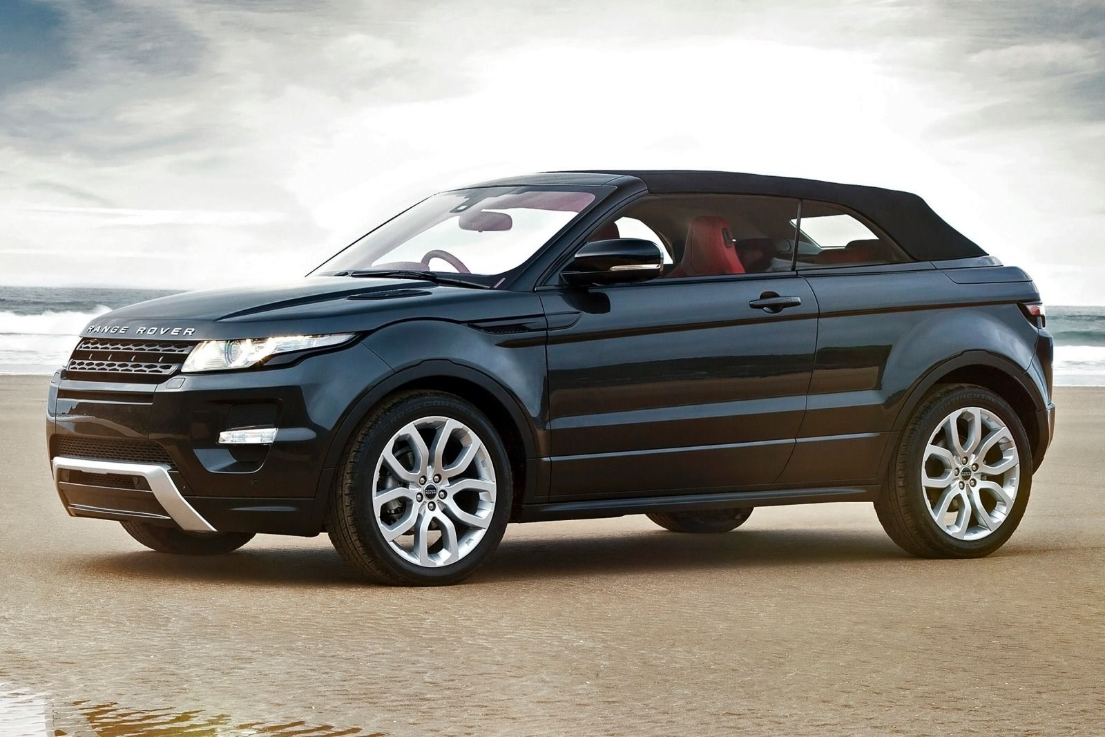 Range Rover Evoque Convertible Sachins