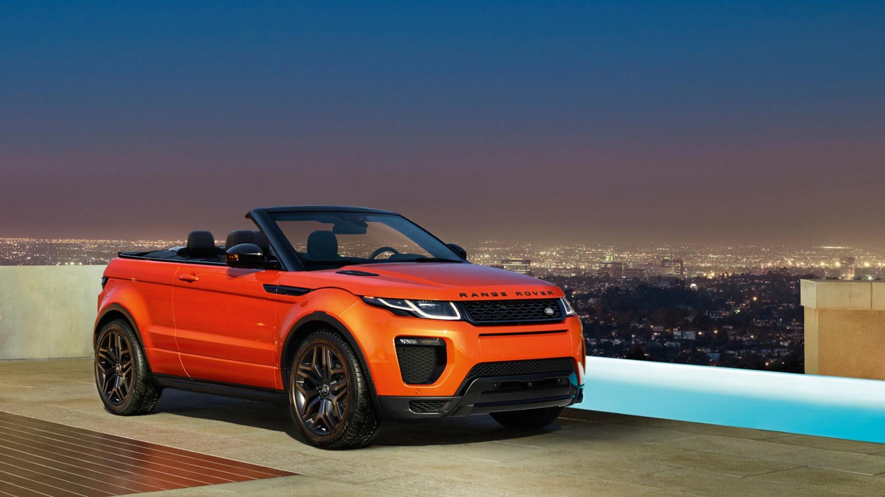 Range Rover Convertible >> Range Rover Evoque Convertible Sachins